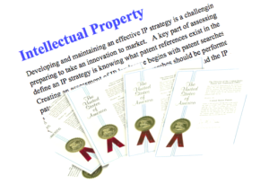 Intellectual Property Letters Patent